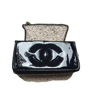 COPY - Chanel VIP cosmetic clutch handbag